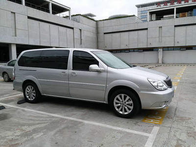 7座商务型 Business Purpose Vehicle